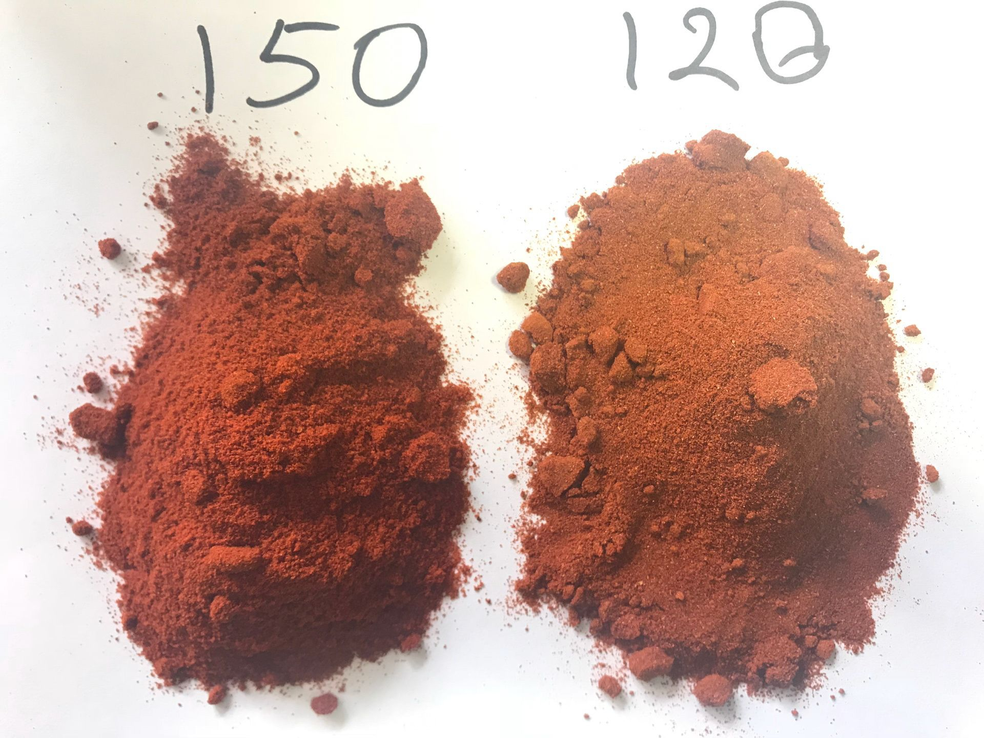 Ground paprika ASTA 150
